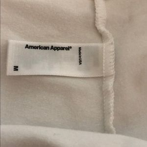 American Apparel Intimates & Sleepwear - American apparel set